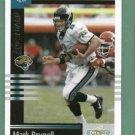 2003 Score Scorecard Mark Brunell Jacksonville Jaguars #D /500