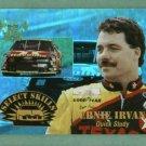 Rare 1995 Select Skills Ernie Irvan Insert Nascar Card