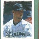 2003 Playoff Portraits Josh Beckett Florida Marlins Red Sox #D / 250