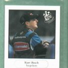 2003 Press Pass Snapshots Kurt Busch Nascar