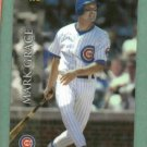 2000 Topps HD Mark Grace Chicago Cubs