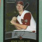 2001 Bowman Chrome Adam Dunn Cincinnati Reds White Sox Rookie