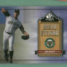2000 Upper Deck SP Top Prospects Great Futures Josh Beckett Red Sox Rookie