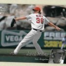 2010 Upper Deck Jared Weaver Angels #267