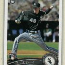 2011 Topps Target Retro Logo Chris Sale Chicago White Sox Rookie