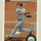 2011 Topps Buster Posey San Francisco Giants