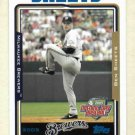 2005 Topps Opening Day Ben Sheets Milwaukee Brewers