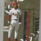 2004 Donruss Leather & Lumber Albert Pujols St Louis Cardinals # 133