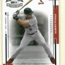 2004 Donruss Throwback Threads Albert Pujols St Louis Cardinals #176