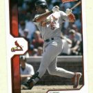 2002 Upper Deck Victory Albert Pujols St Louis Cardinals # 284