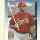 2002 Fleer Platinum Albert Pujols St Louis Cardinals # 142