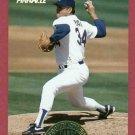 1993 Pinnacle Cooperstown Collection Nolan Ryan Texas Rangers # 1
