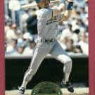1993 Pinnacle Cooperstown Collection Robin Yount Milwaukee Brewers # 3