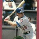 1993 Pinnacle Cooperstown Collection Ryne Sandberg Chicago Cubs # 8