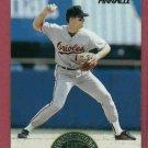 1993 Pinnacle Cooperstown Collection Cal Ripken Jr Baltimore Orioles # 17