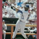1993 Pinnacle Cooperstown Collection Ken Griffey Jr. Seattle Mariners # 22
