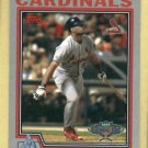 2004 Topps Opening Day Albert Pujols St Louis Cardinals # 25