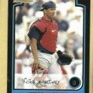 2003 Bowman Victor Martinez ROOKIE Cleveland Indians Detroit Tigers # 162