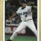 RARE 2003? Roy Halladay Jays Care Foundation Baseball Card Toronto Blue Jays