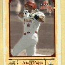 2004 Fleer Sweet Sigs Albert Pujols St Louis Cardinals # 27