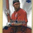 2004 Upper Deck Pro Sigs Albert Pujols St Louis Cardinals # 18