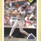 1993 O Pee Chee Wade Boggs Boston Red Sox Yankees # 196