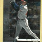 2000 Upper Deck Black Diamond Tom Glavine Atlanta Braves # 7