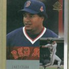 2003 Upper Deck SP Authentic 10th Anniversary Manny Ramirez Boston Red Sox #D/ 2500 # 94