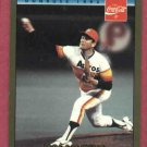 1992 Donruss Coke Nolan Ryan Houston Astros Oddball # 15