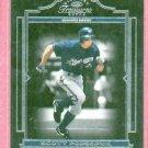 2004 Donruss Timeless Treasures Scott Posednik Milwaukee Brewers # 38 #D 998/999