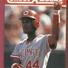 1990 Collect A Books Eric Davis Cincinnati Reds Oddball