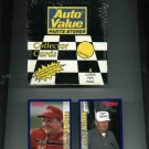 Unopened Wax Box 1994 Traks Auto Value Nascar Racing Cards Rusty Wallace Jeff Gordon More