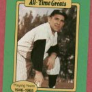 1987 Kahns Baseballs All Time Greats Yogi Berra New York Yankees Oddball