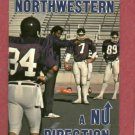 1981 Northwestern Football Pocket Schedule