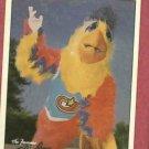 1984 Donruss San Diego Chicken # 651