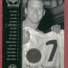 2000 Upper Deck Yankees Legends Mickey Mantle #55