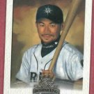 2002 Donruss Diamond Kings Ichiro Seattle Mariners # 74