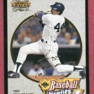 1993 Upper Deck BB Heroes Reggie Jackson New York Yankees SP # A9