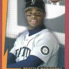 1999 Pacific Invincible Ken Griffey Jr Seattle Mariners # 17