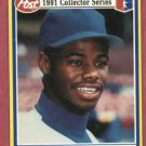 1991 Post Cereal Ken Griffey Jr Seattle Mariners # 11