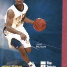2005 2006 University Of Toledo Rockets Basketball Pocket Schedule Mens & Womens