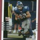2003 Score Jeremy Shockey New York Giants Rookie # 221