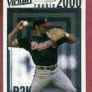 2000 Upper Deck Victory Mark DeRosa Atlanta Braves Rookie # 339