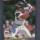 1986 Leaf Ozzie Guillen Chicago White Sox Rookie # 140