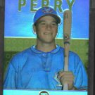 2003 Topps Pristine Uncirculated Refractor Jason Perry Toronto Blue Jays #D/ 1599 # 152