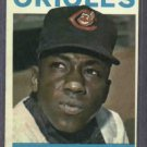 1964 Topps Willie Kirkland Baltimore Orioles # 17
