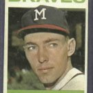 1964 Topps Denis Menke Milwaukee Braves # 53