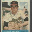 1964 Topps Johnny Orsino Baltimore Orioles # 63