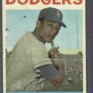 1964 Topps Willie Davis Los Angeles Dodgers # 68