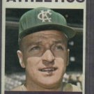 1964 Topps Moe Drabowsky Kansas City Athletics # 42